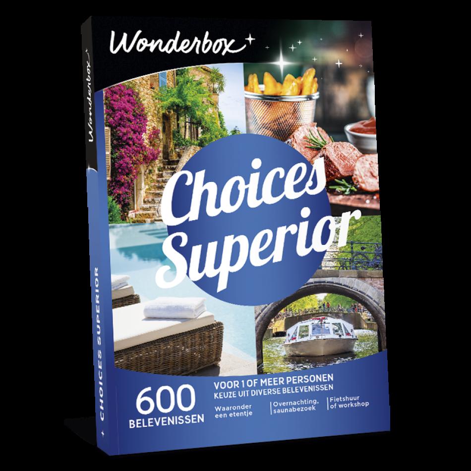 Wonderbox - Choices Superior
