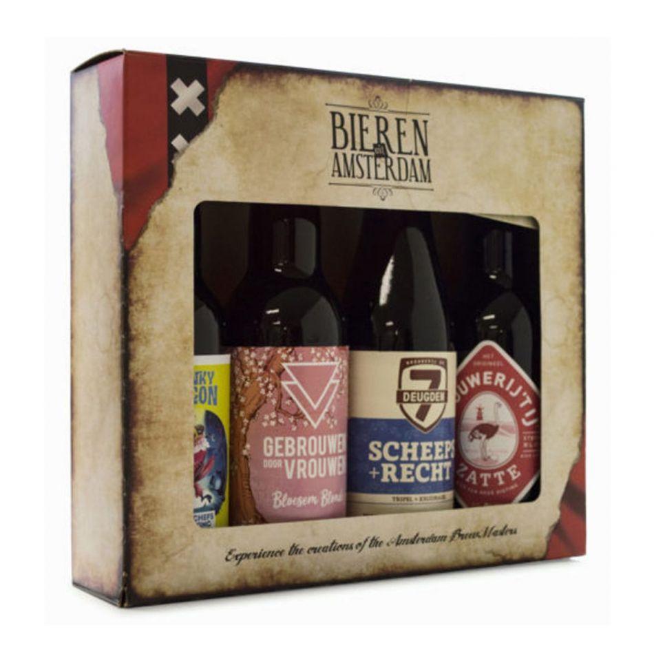 Bieren uit Amsterdam