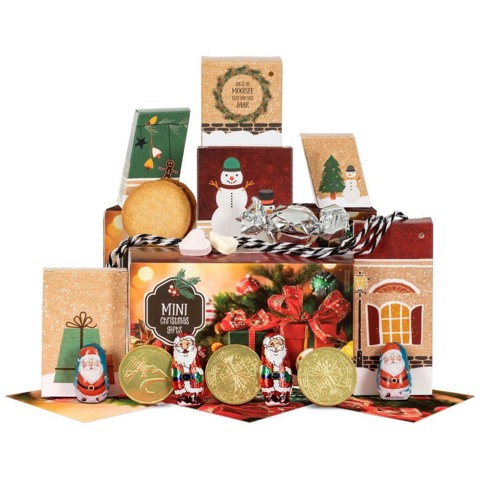Mini Kerstpakket Happy X-mas